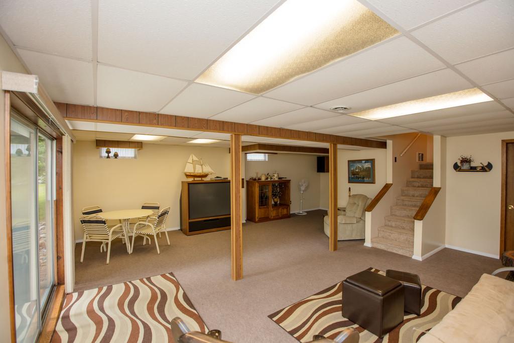 Basement Family Room- 3996 Four Seasons, Gladwin