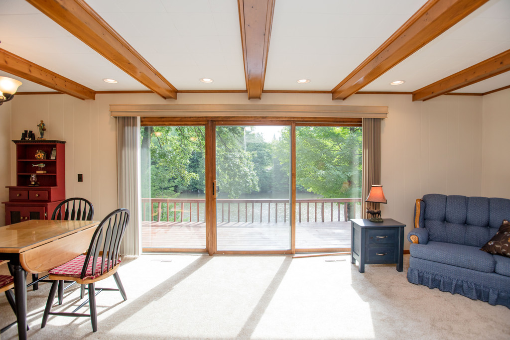 Living Room- 3996 Four Seasons, Gladwin