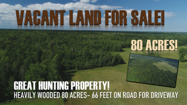 80 Acres for Sale in Midland- 0 Shaffer Rd
