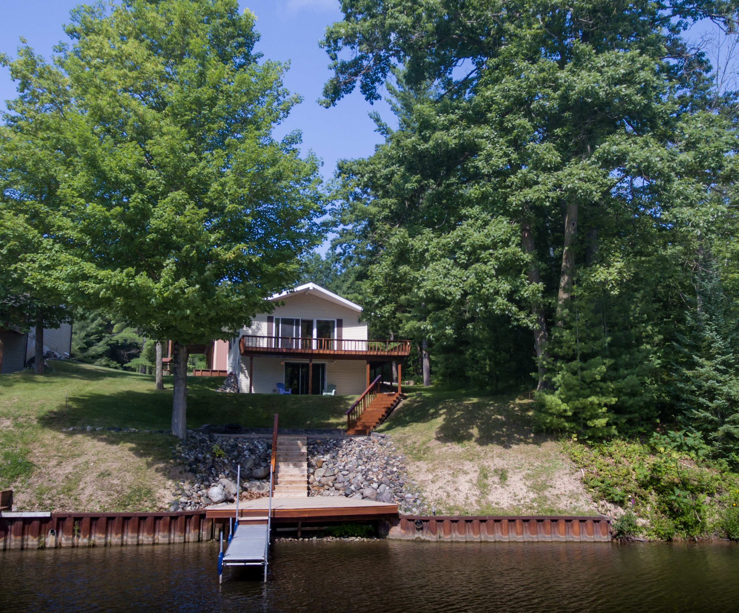Water Frontage- 3996 Four Seasons, Gladwin