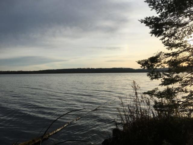 Sunset Lake View- 4771 S Skyline Dr, Cedar