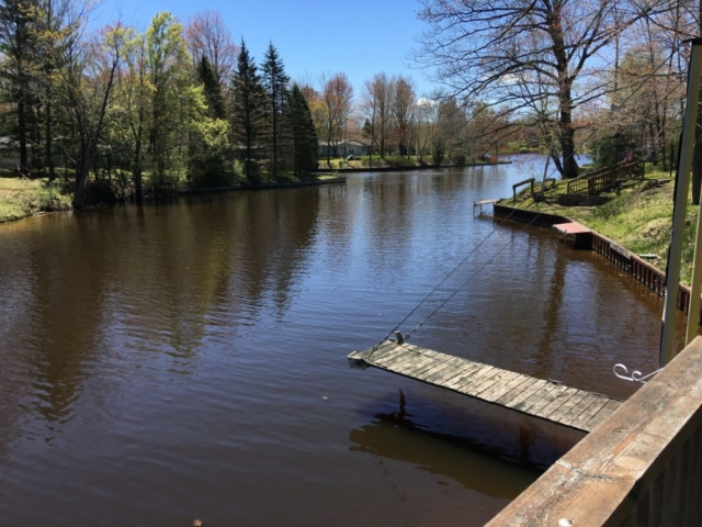 Water Frontage- 781 Orbe Ct, Gladwin