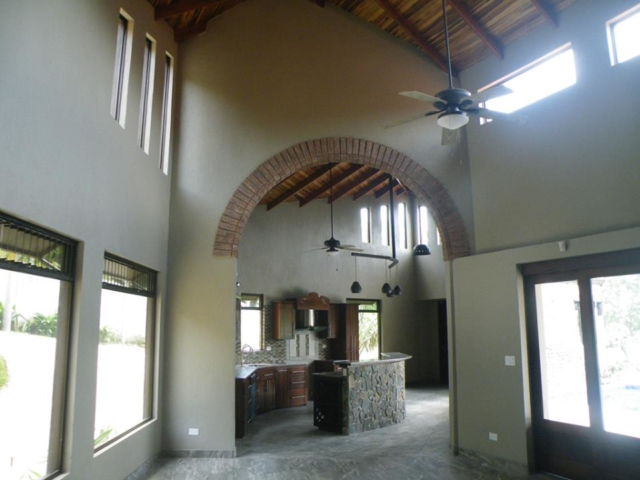 Vaulted Ceilings- The Horseshoe