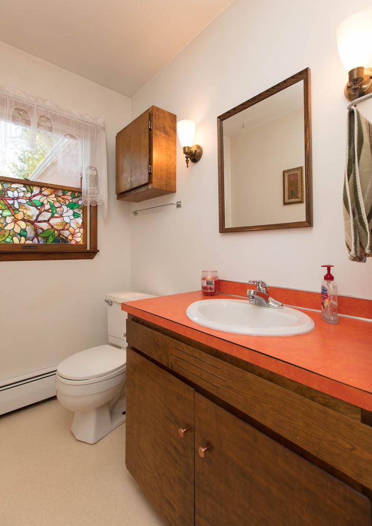 Half Bathroom- 4701 W. Wackerly, Midland