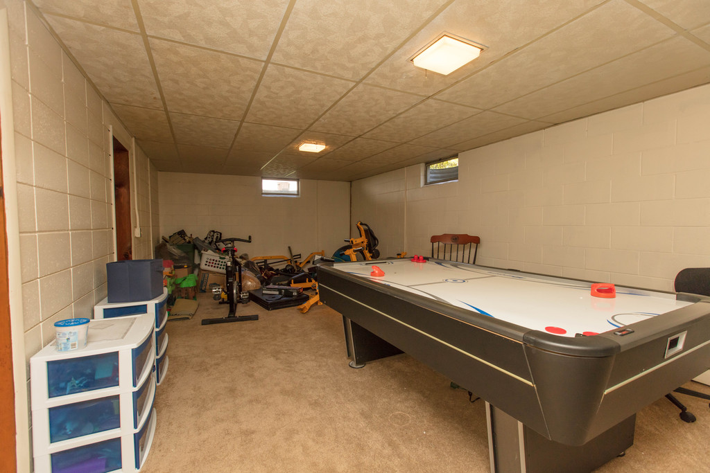 Basement Family Room- 4701 W. Wackerly, Midland