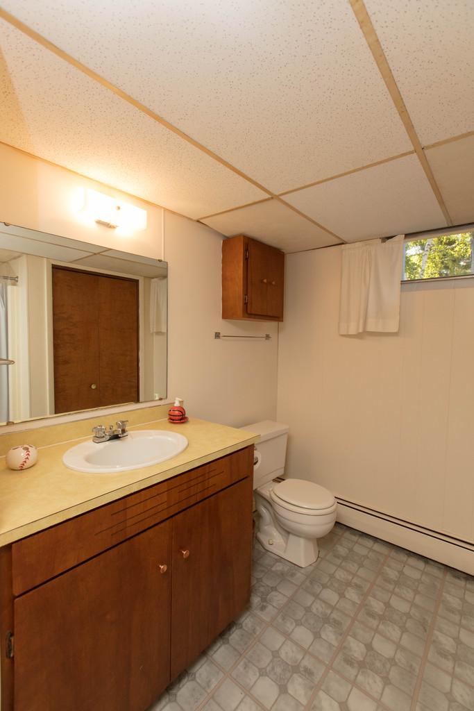 Basement Full Bathroom- 4701 W. Wackerly, Midland