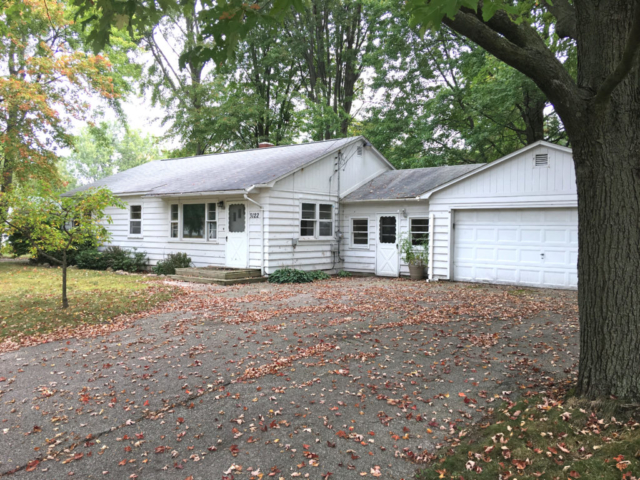Front View- 3122 Lawndale Drive, Midland