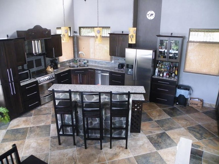 Kitchen- The High-Rise
