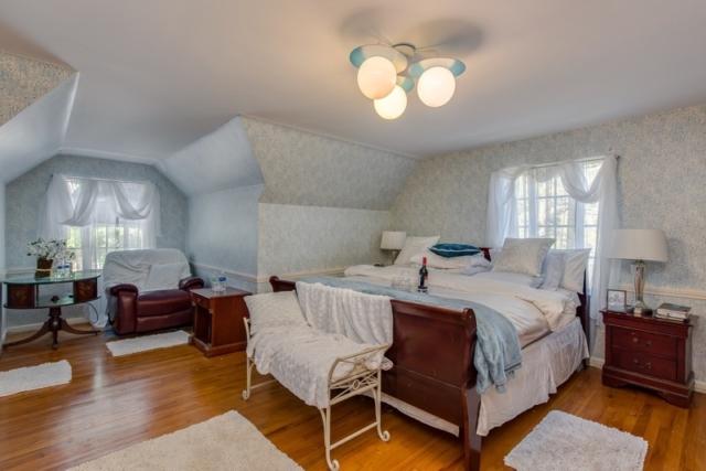Master Bedroom- 500 S Antler, Gladwin