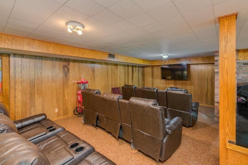 Movie Theater Area- 500 S Antler, Gladwin
