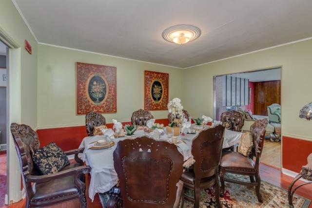 Dining Room- 500 S Antler, Gladwin