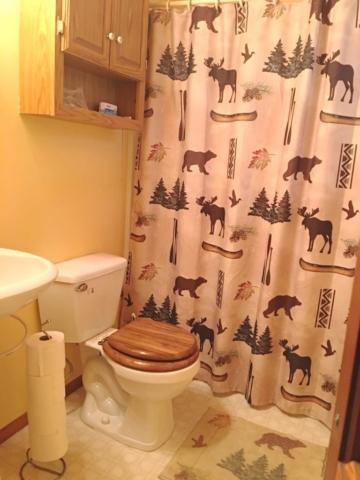 Bathroom- 6455 Eugene Street, Harrison
