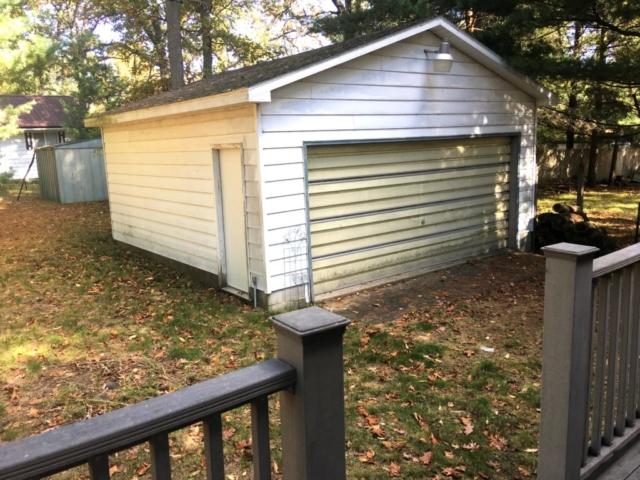 Detached Garage- 6455 Eugene Street, Harrison