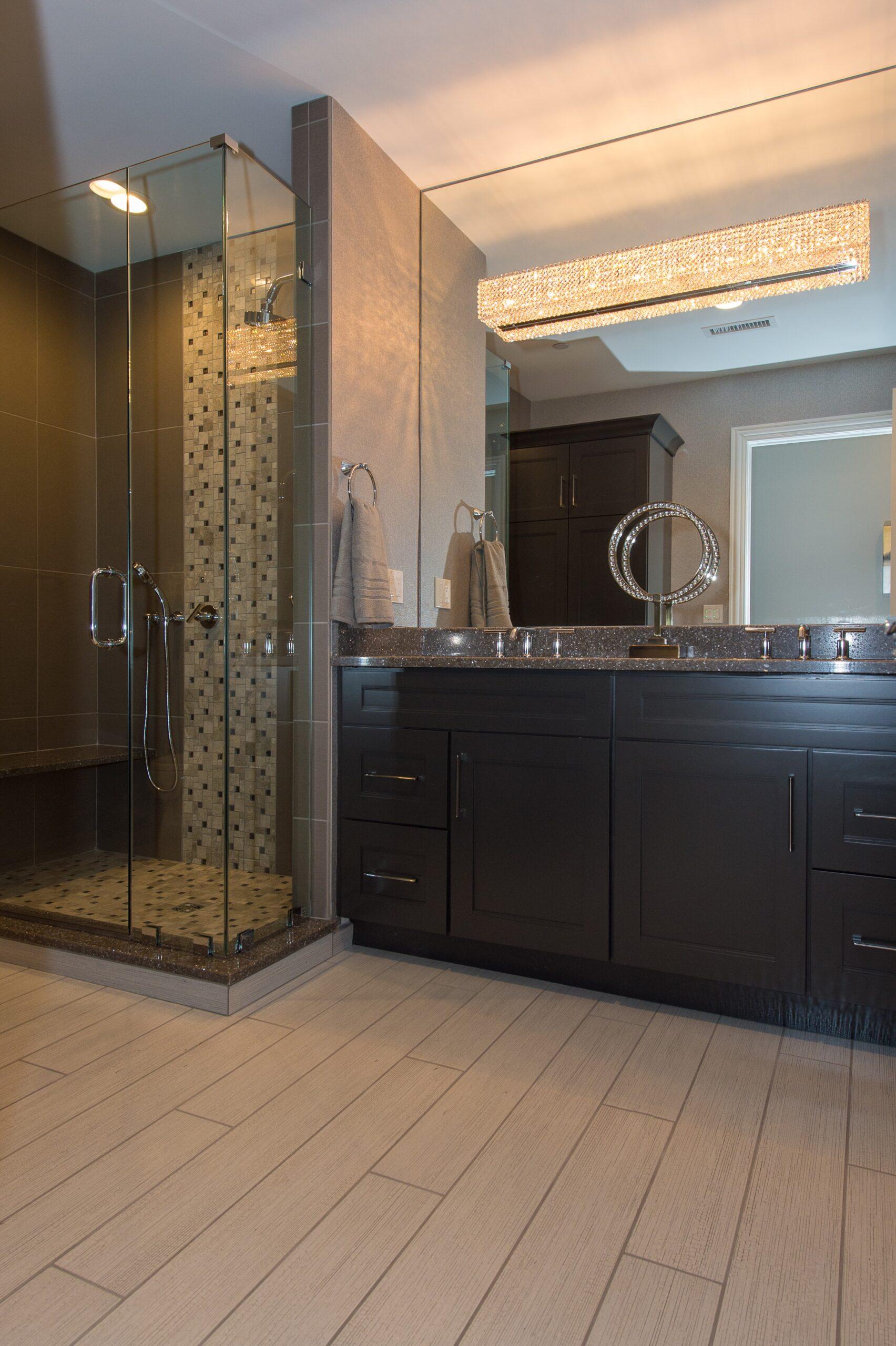 Master Bathroom- 9 E Main #401
