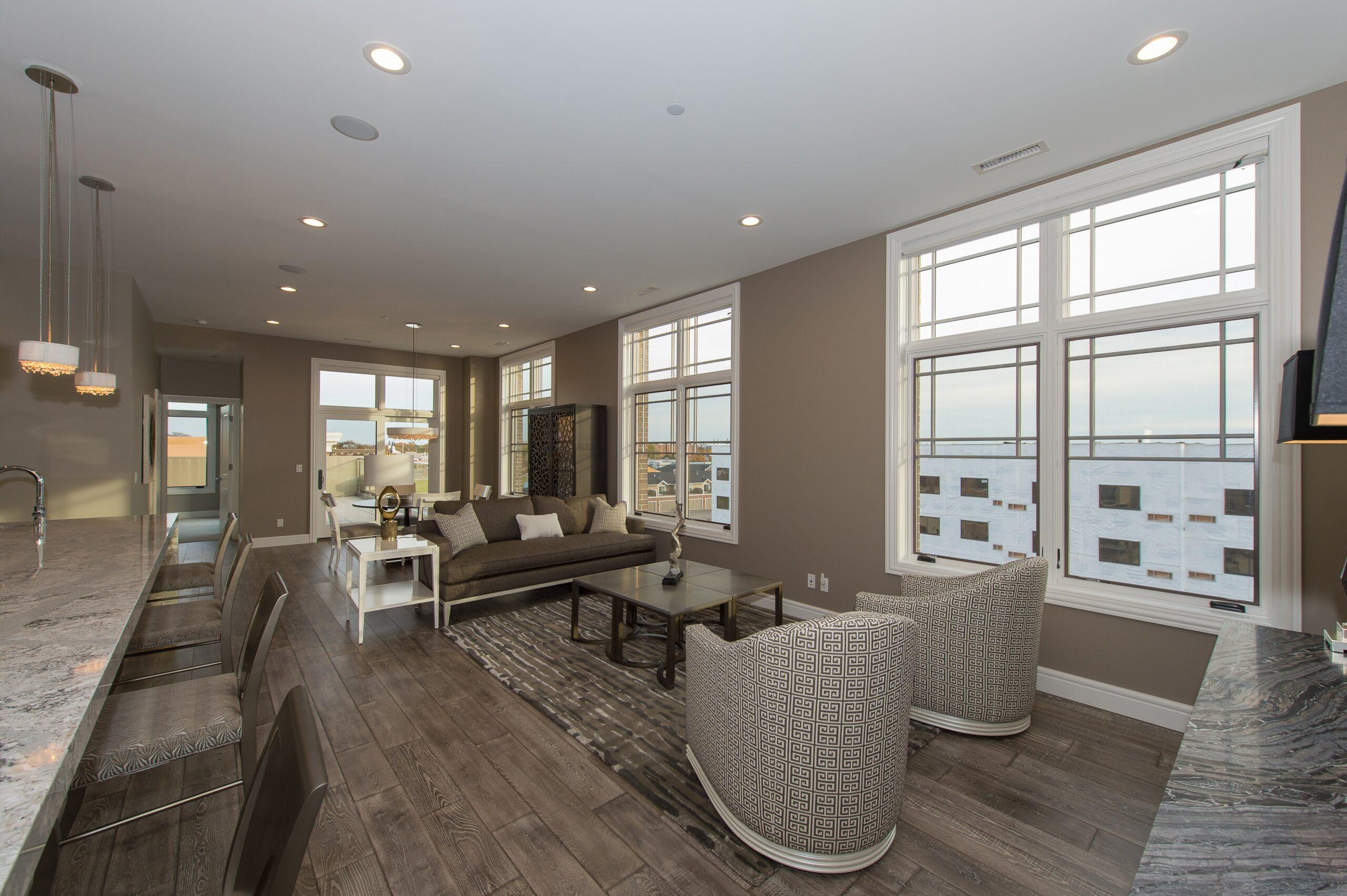 Living Room- 9 E Main #401