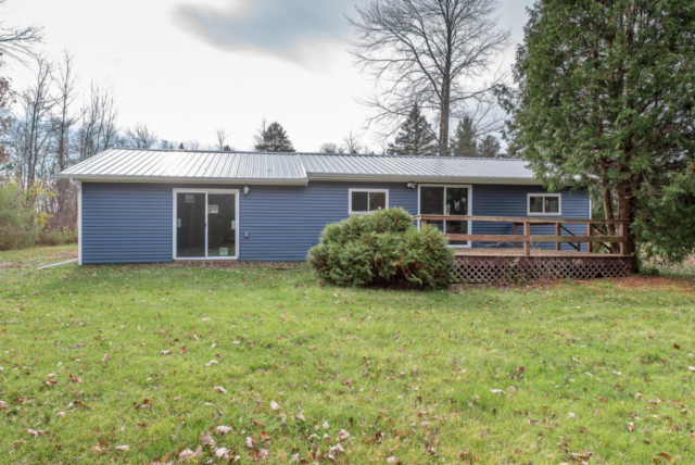 Rear View- 3244 Lyle Rd, Beaverton