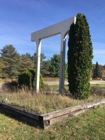 Sign- 4930 East Townline Lake Road