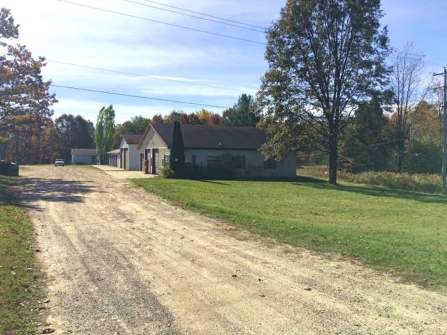 Driveway- 4930 East Townline Lake Road