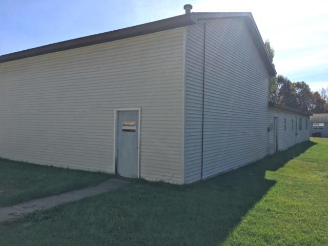 Rear View- 4930 East Townline Lake Road