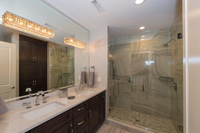 Master Bathroom- 9 E Main #404