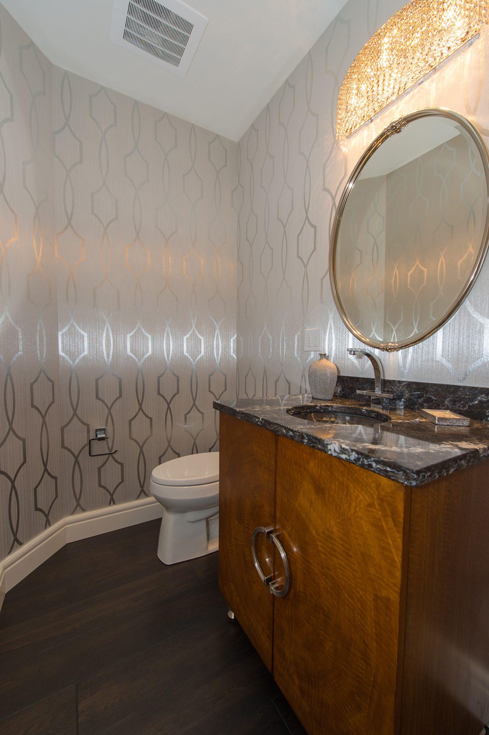 Half Bathroom- 9 E Main #404